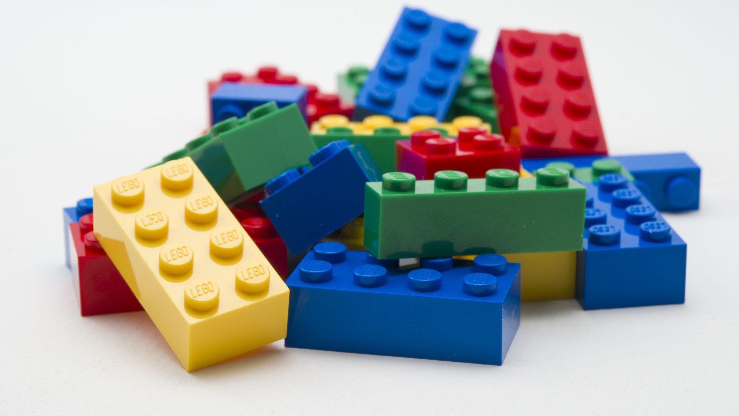 build foundation lego