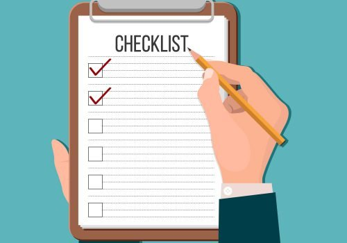 sales discovery checklist