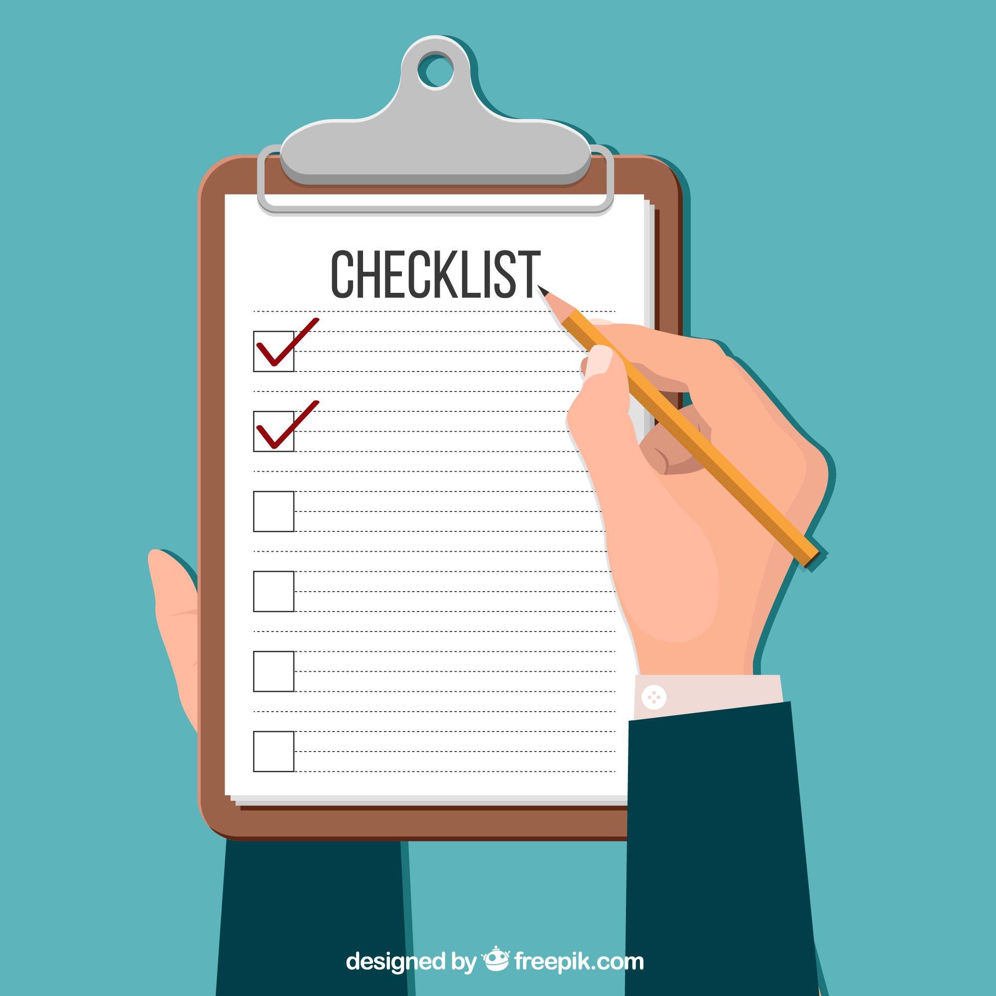 sales discovery checklist