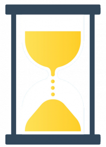 hourglass to high intent funnel